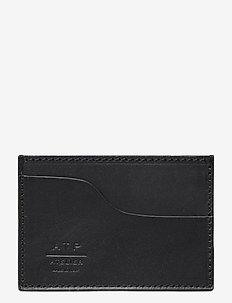 Vinci Vacchetta - kortholdere - black