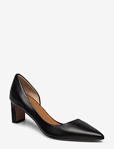 Carmiano Nappa - klassiske pumps - black