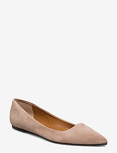 San Cataldo Rose Suede - ballerinas - rose