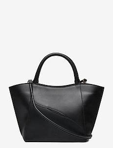 Galatina Vacchetta - top handle - black