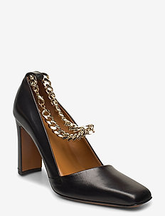 Mariotto Vacchetta - klassiske pumps - black