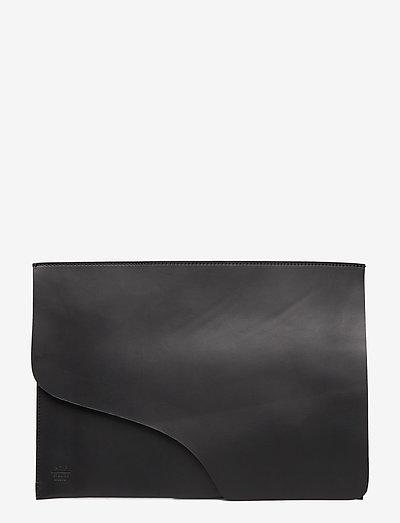 Sardegna Grande Black Vacchetta - väskor - black