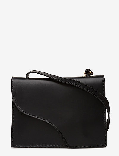 Siena Black Vacchetta - väskor - black
