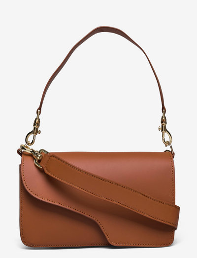 Assisi Brandy Vacchetta - shoulder bags - brandy