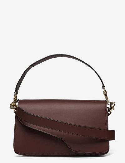 Molino Nebbiolo Vacchetta - shoulder bags - nebbiolo