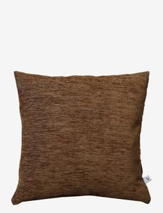 Cushion coverStroke - kissen - brown