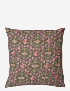 Cushion cover Ethnic - puter - green