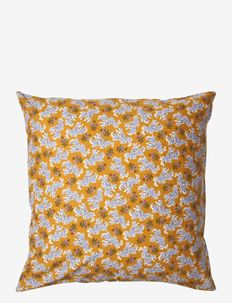 Cushion cover Ethnic - puter - yellow