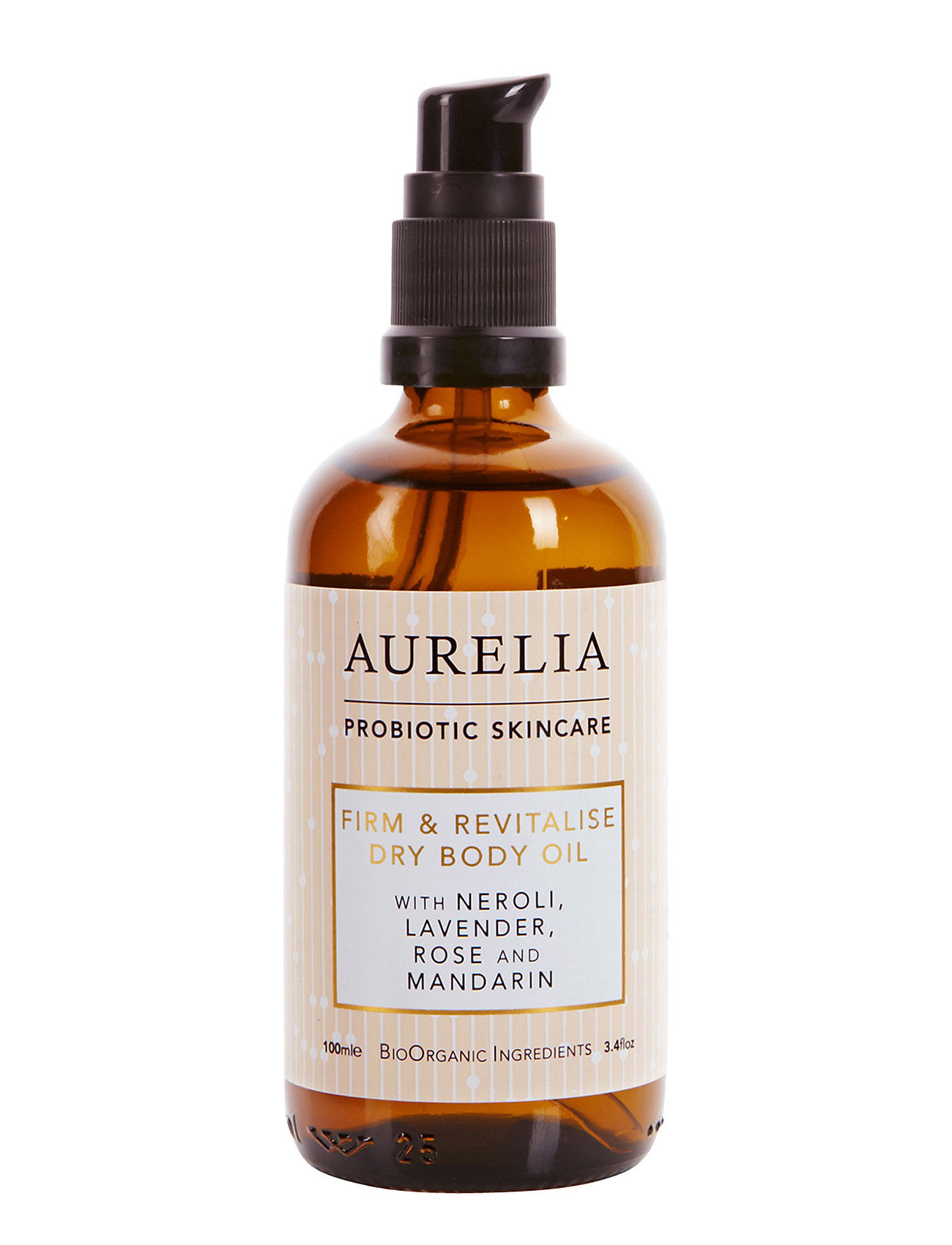 Image of Firm & Revitalise Dry Body Oil 100 Ml. Beauty WOMEN Skin Care Body Body Oils Nude Aurelia Probiotic Skincare (3195195639)