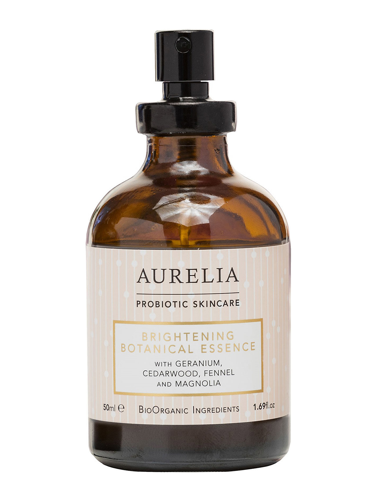 Image of Brightening Botanical Essence 50 Ml. Serum Ansigtspleje Nude Aurelia Probiotic Skincare (3067482173)