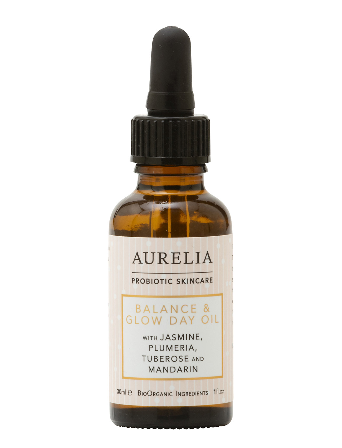 Image of Balance And Glow Day Oil Ansigts- & Hårolie Nude Aurelia Probiotic Skincare (3232789205)