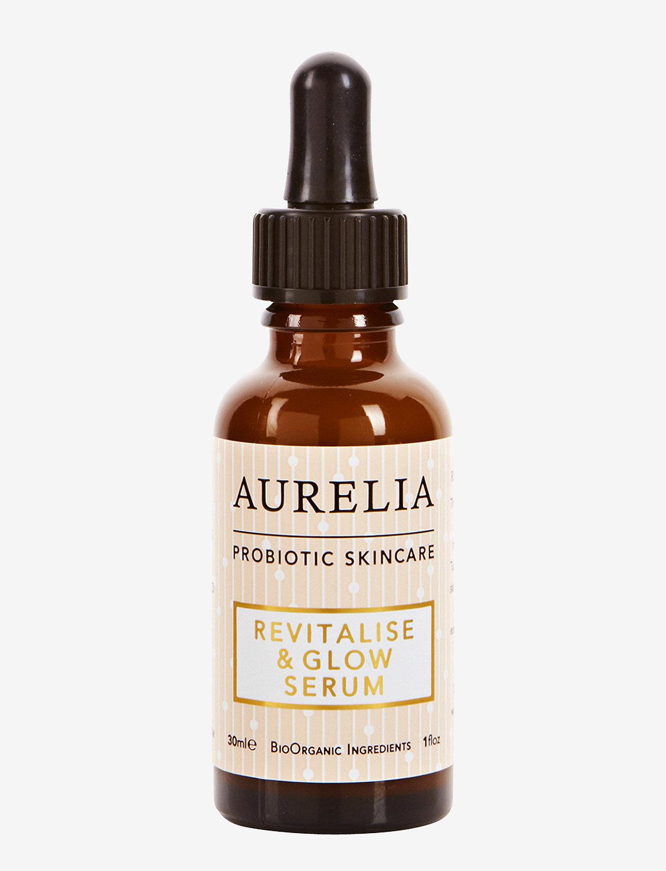Aurelia Probiotic Skincare - Revitalise & Glow Serum 30 ml. - serum - clear - 0
