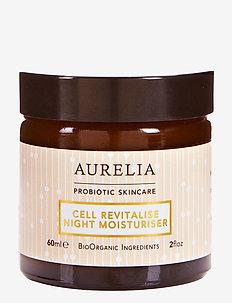 Cell Revitalise Night Moisturiser 60ml - nattkrem - clear