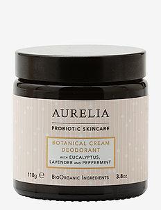 Botanical Cream Deodorant - CLEAR