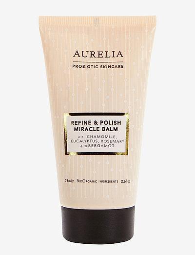 Refine & Polish Miracle Balm 75 ml. - kuorinta - clear