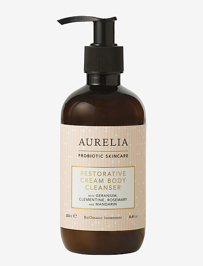Body Cleanser 250 ml. - shower gel - clear