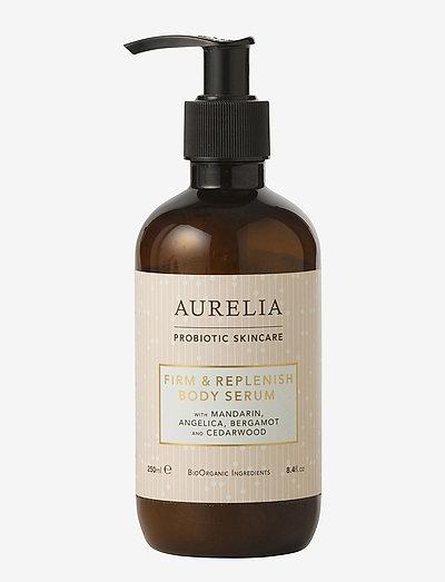 Firm & Replenish Body Serum 250ml - body lotion - clear