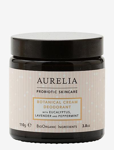Botanical Cream Deodorant - deostift & cremer - clear