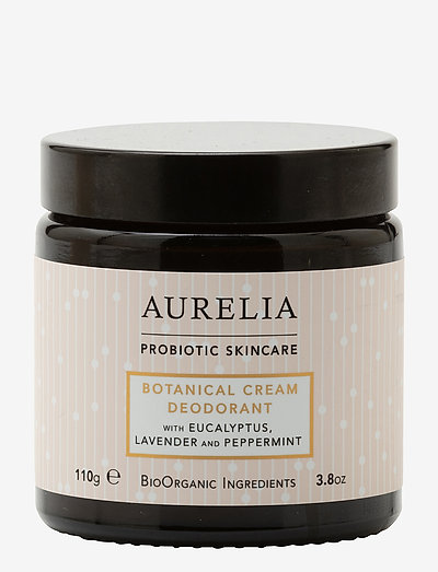 Botanical Cream Deodorant - tikut & voiteet - clear