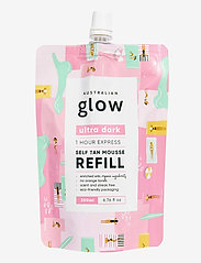 Australian Glow - One Hour Express Self Tanning Mousse Refill - rusketus - ultra dark - 0