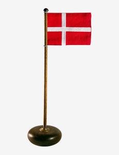 Table flagpole, Denmark - accessoires décoratifs - walnut