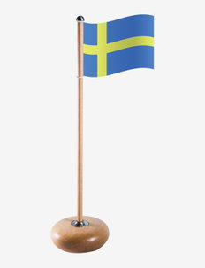Table flagpole, Sweden - accessoires décoratifs - beech wood