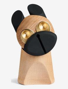 The Dog - figurines en bois - brass