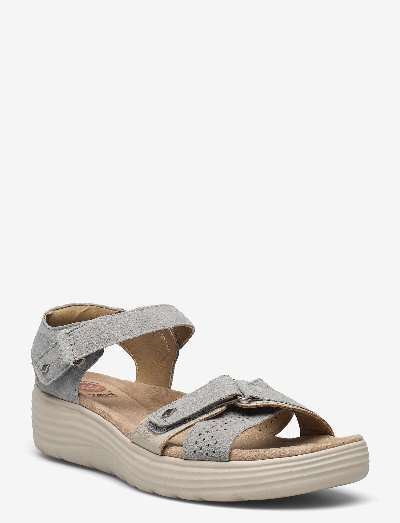 Axelda for Feet - Swifton - espadrilles mit absatz - navy blue - 0