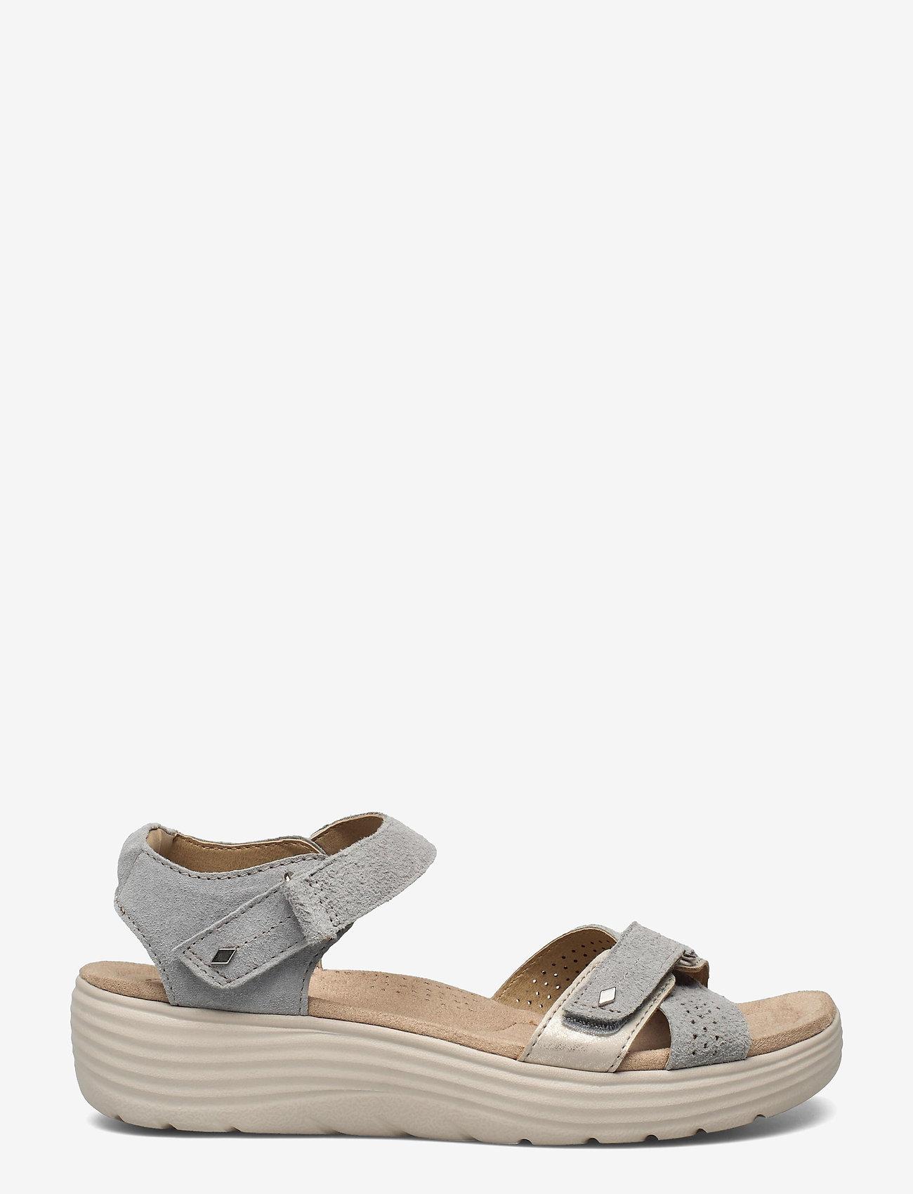 Axelda for Feet - Swifton - espadrilles mit absatz - navy blue - 1