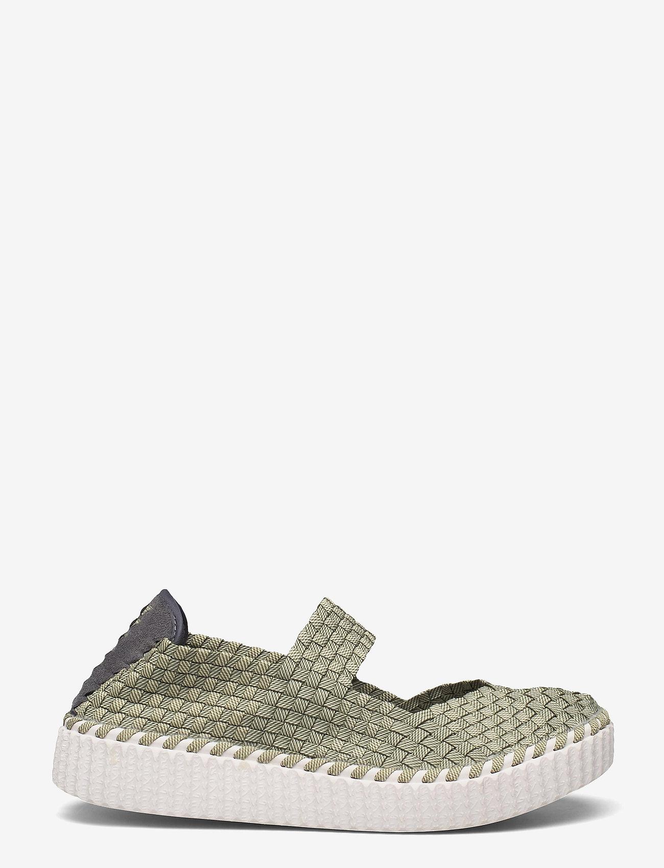 Axelda for Feet - Almare Over - flache espadrilles - olive - 1