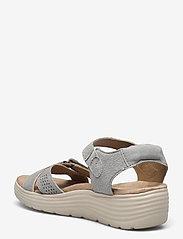 Axelda for Feet - Swifton - espadrilles mit absatz - navy blue - 2