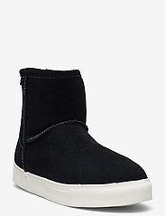Axelda for Feet - Basel - flade ankelstøvler - black/white - 1