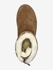 Axelda for Feet - Florens - flade ankelstøvler - chestnut - 3