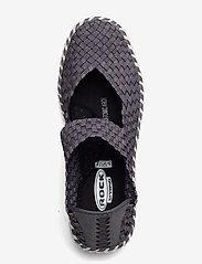 Axelda for Feet - Almare Over - flache espadrilles - black/white - 3