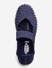 Axelda for Feet - Almare Over - flache espadrilles - navy - 3