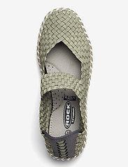 Axelda for Feet - Almare Over - flache espadrilles - olive - 3