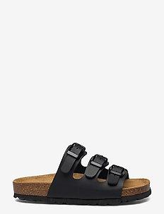 Billie - sandaler - black