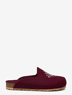 Emersyn - indoor sports shoes - wine