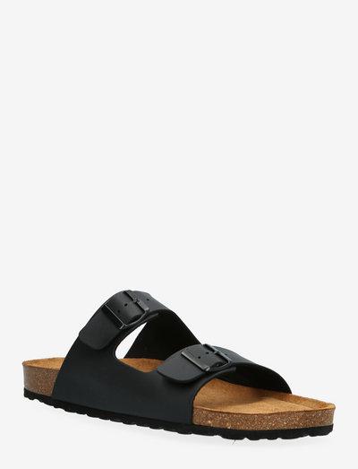 Charlie - sandalen - black