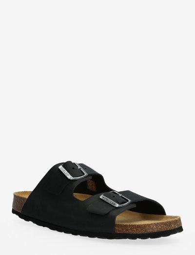 Andrea - sandalen - black
