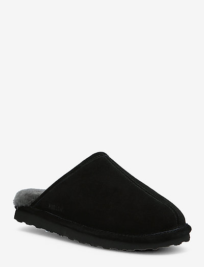 Manchester - hausschuhe - black/asphalt