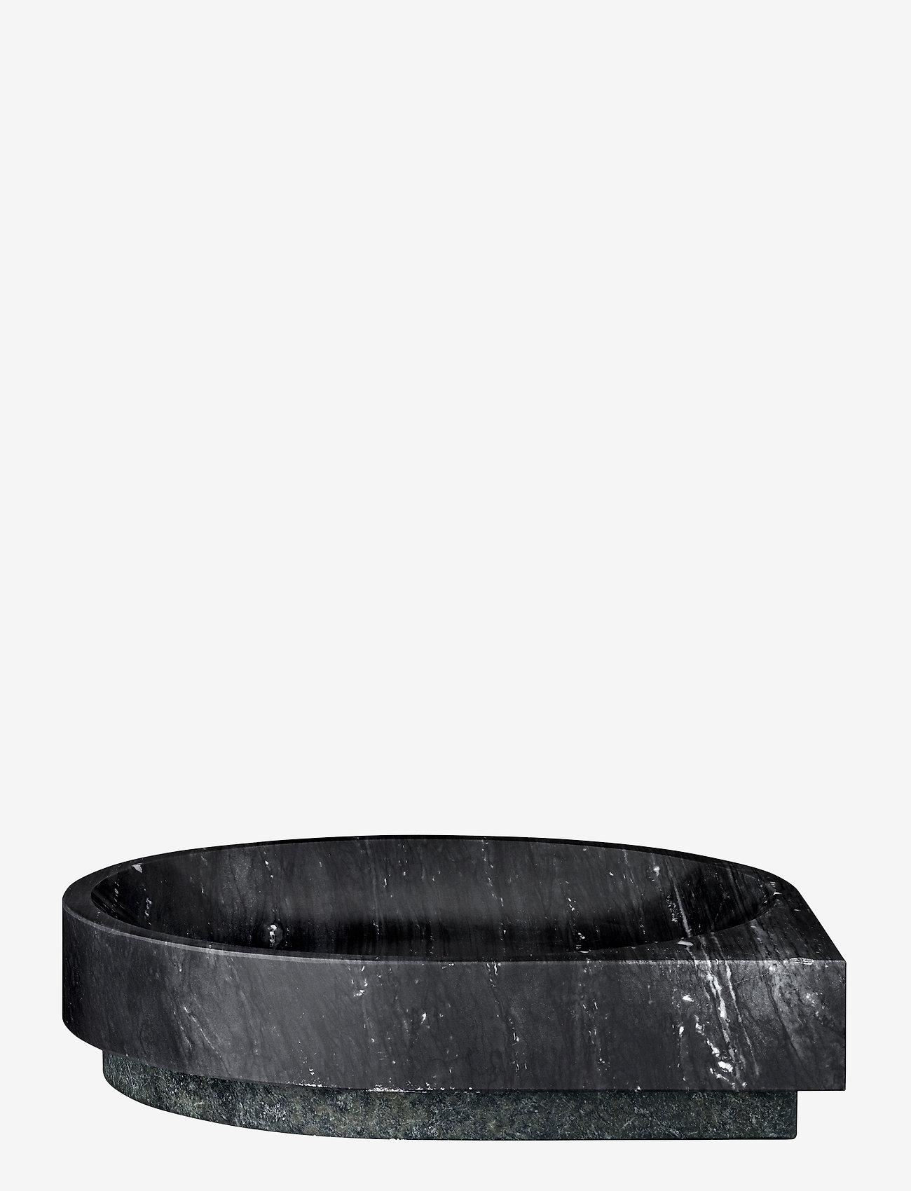 AYTM - STILLA bowl - hedelmäkulhot - black/forest - 0