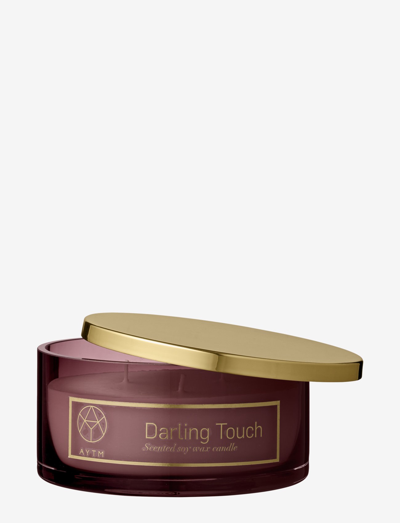 AYTM - Scented candle - doft - rose, darling touch - 1