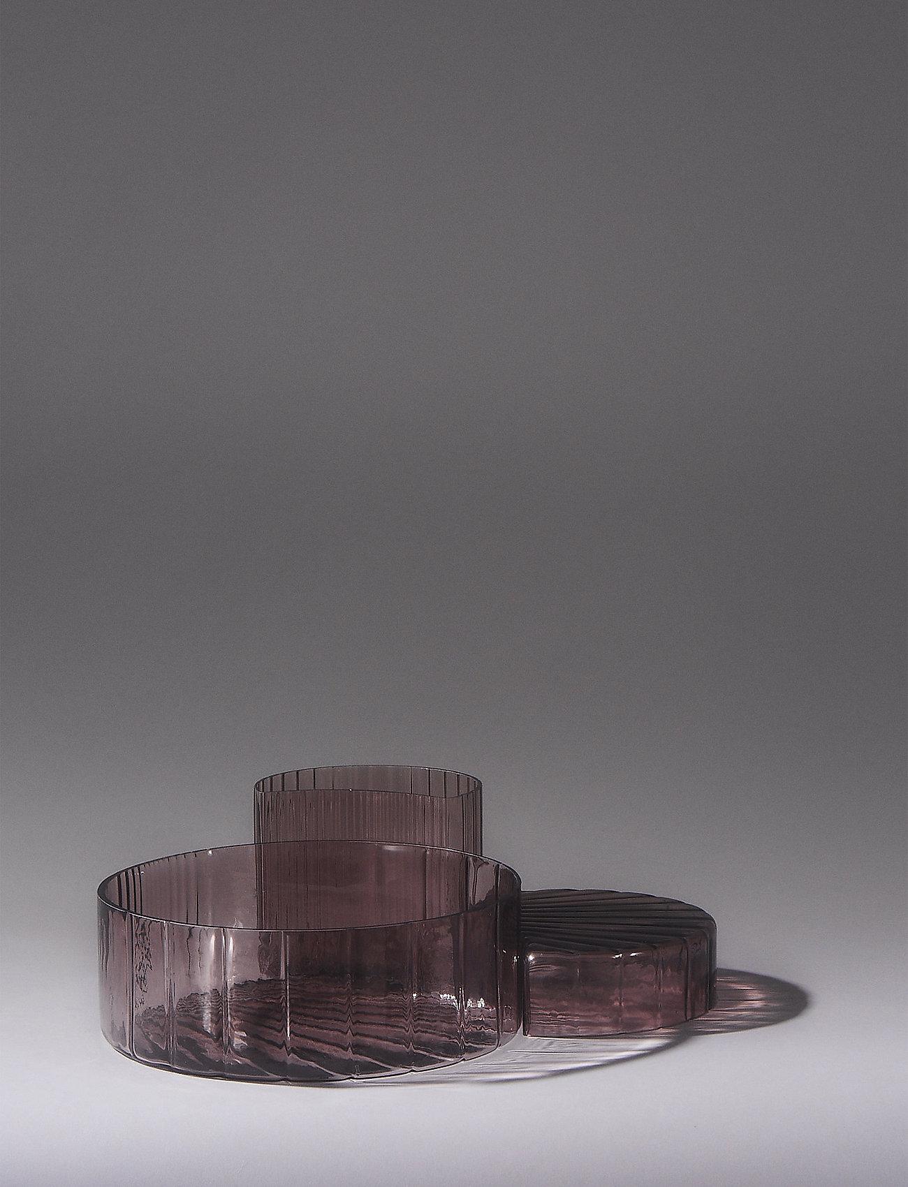 AYTM - CONCHA bowls, set/3 - koristelautaset - rose - 1