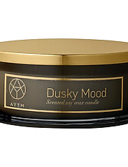 Scented candle - BLACK, DUSKY MOOD