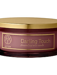Scented candle - ROSE, DARLING TOUCH
