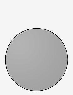 CIRCUM mirror - runde speil - black