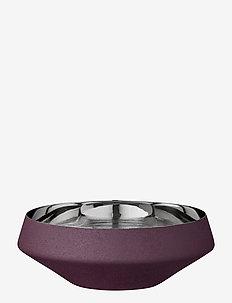 LUCEA bowl - hedelmäkulhot - bordeaux