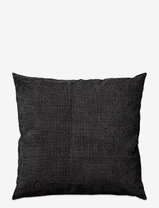 PUNCTA cushion - kuddar - black