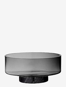 VOLVI bowl - hedelmäkulhot - black